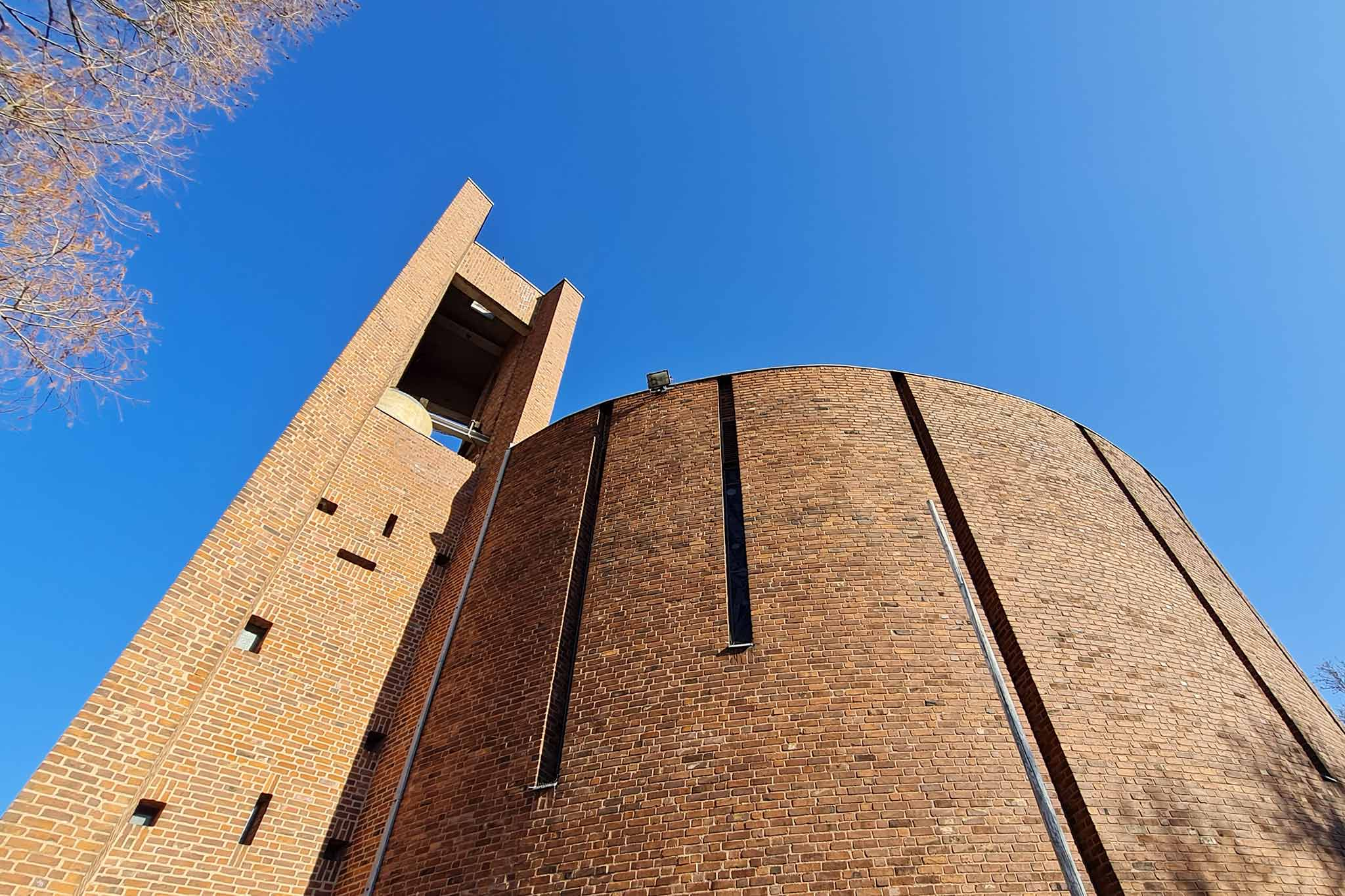 Thomas Morus, Kirchturm Bestand